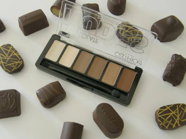 Review Catrice Chocolate Nudes MindandBeauty.nl 1
