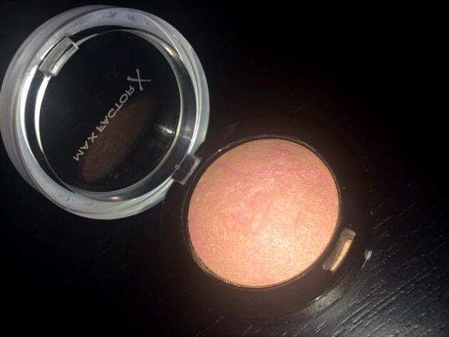 Review Maxfactor Creme Puff Blush 05 Lovely Pink