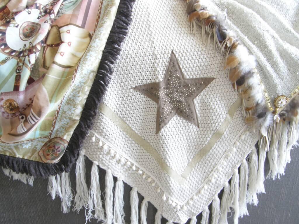 Herfsttrend: poncho's, sjaals en omslagdoeken MindandBeauty.nl