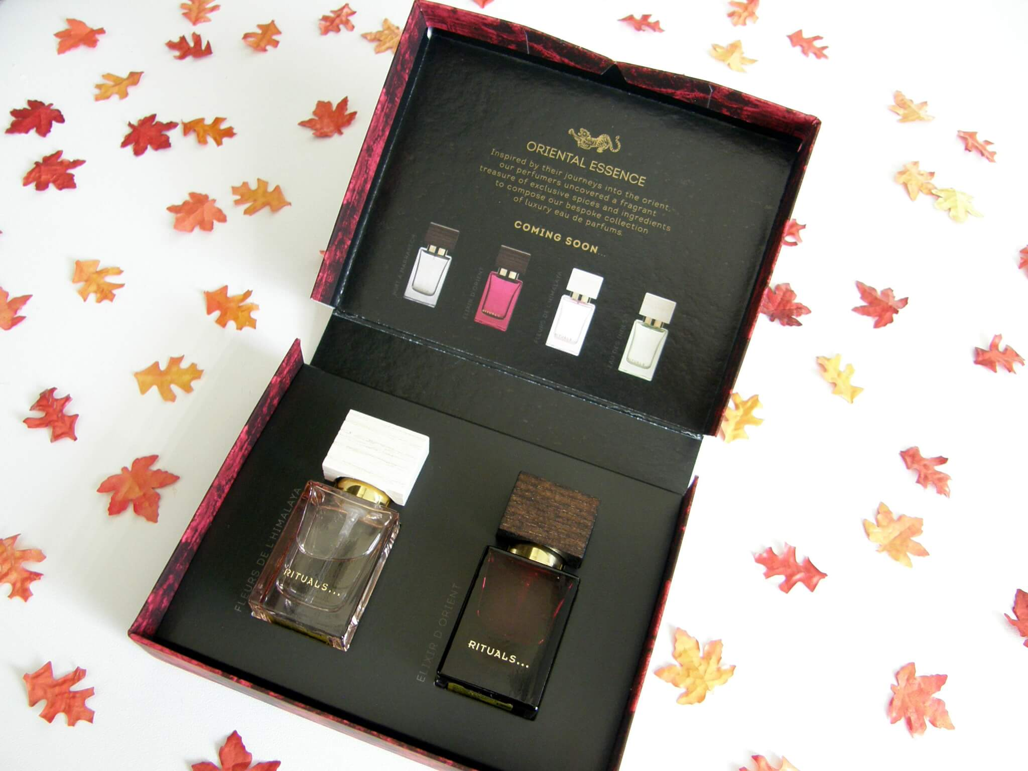 Favoriete Review Rituals Oriental Essence Collection For Her MindandBeauty &XS84
