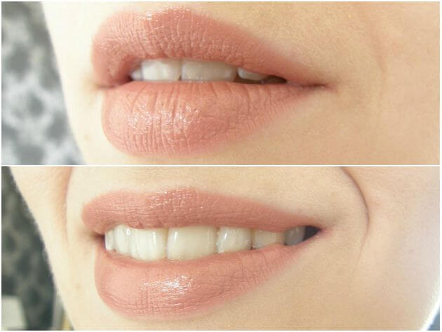Review Rimmel Moisture Renew Lipstick 720 Notting Hill Nude MindandBeauty.nl