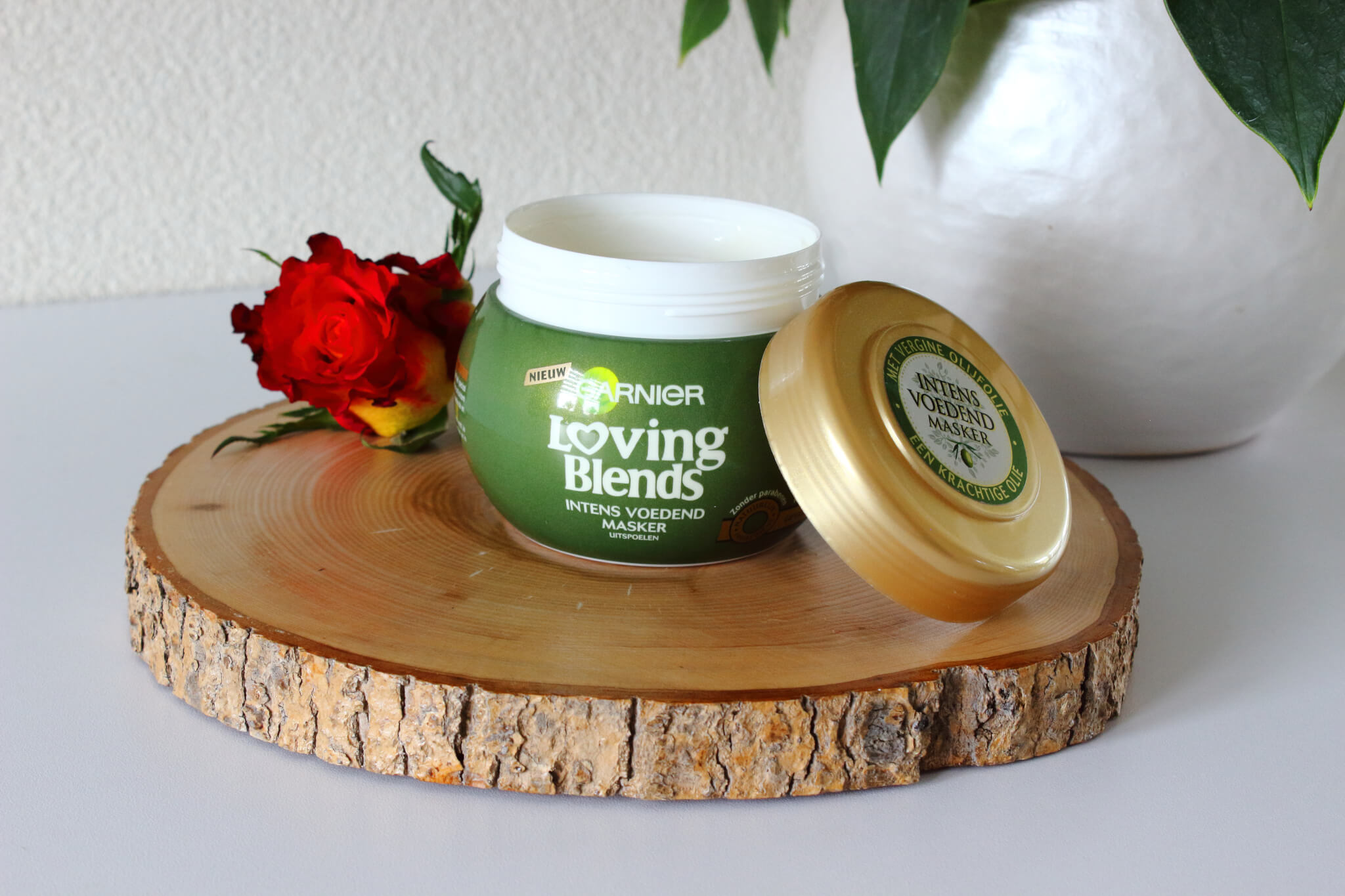 MindandBeauty.nl Review Garnier Loving Blends Intens Voedend Masker 1