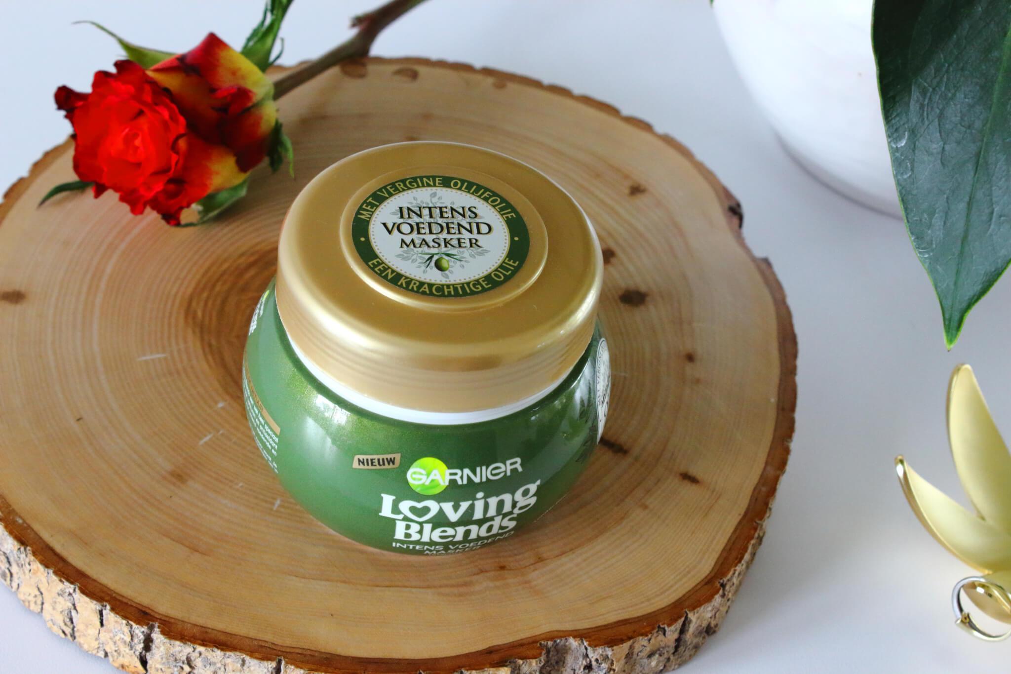 MindandBeauty.nl Review Garnier Loving Blends Intens Voedend Masker 2 Mythische Olijf