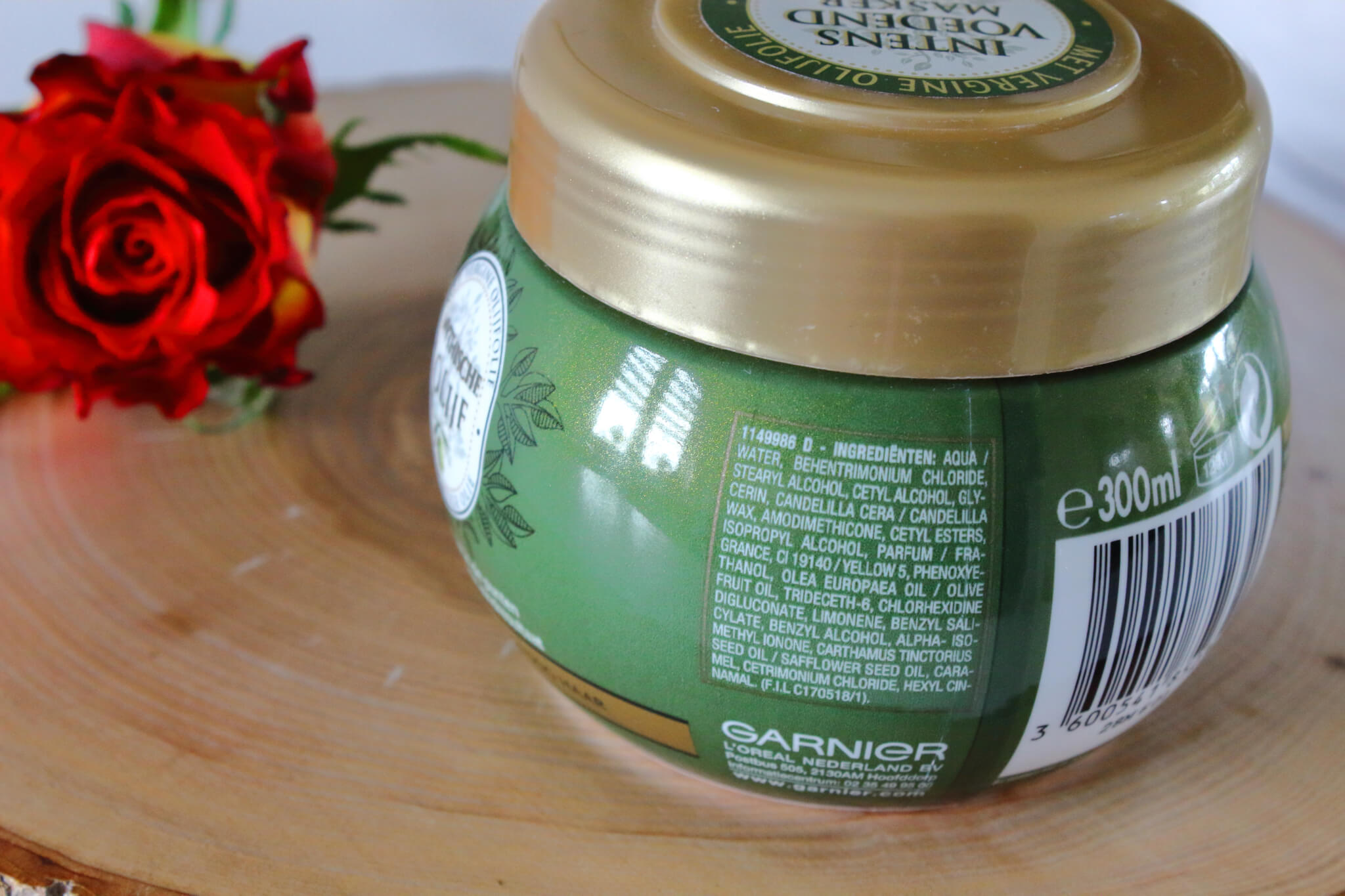 MindandBeauty.nl Review Garnier Loving Blends Intens Voedend Masker 7