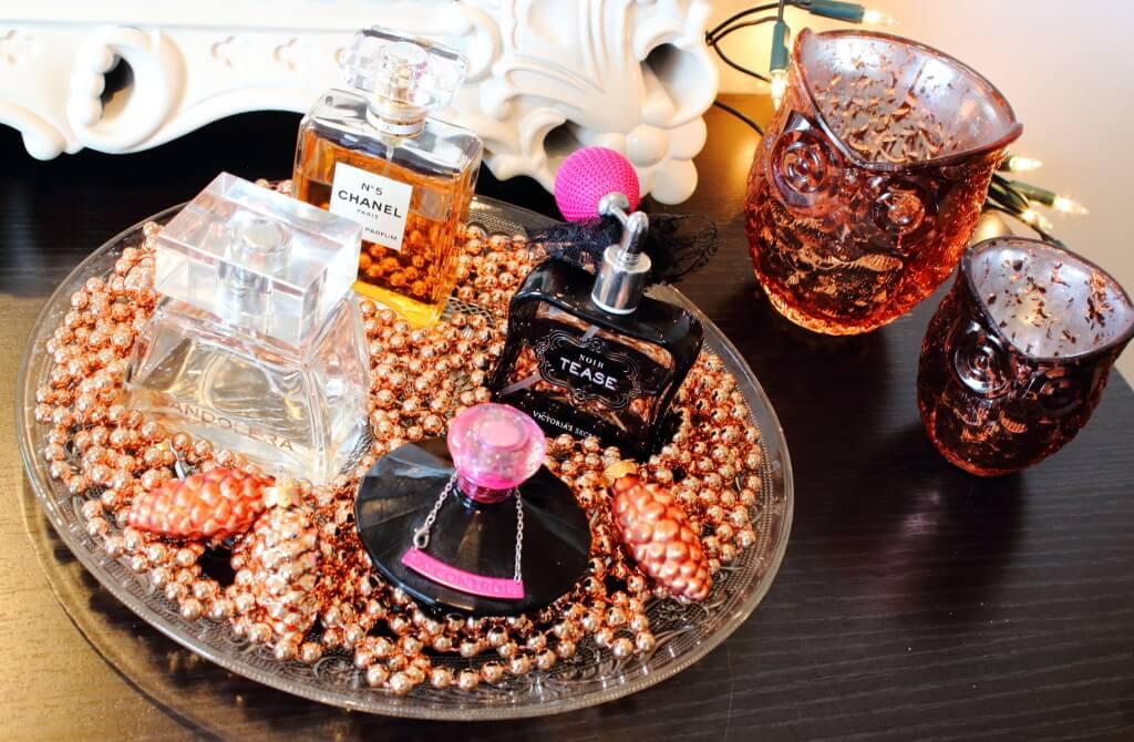 MindandBeauty.nl DIY Breng je make-uphoekje in kerstachtige sferen