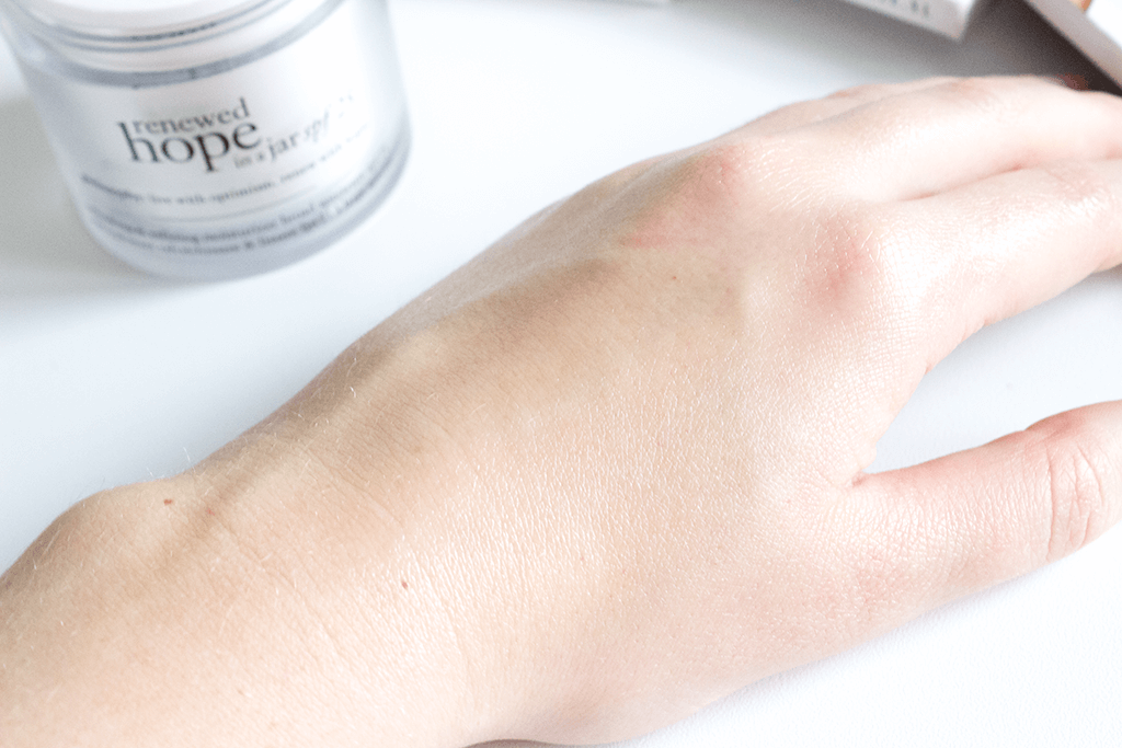 MindandBeauty.nl Review Renewed Hope in a Jar SPF 25 moisturizer