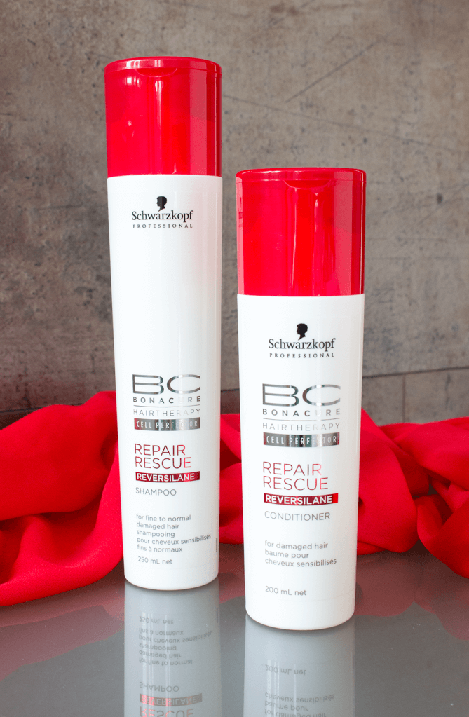 Mindandbeauty.nl Review - Schwarzkopf Professional BC Bonacure Hairtherapy Repair Rescue Shampoo & Conditioner Barberstore.eu
