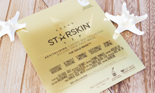 Review – STARSKIN VIP The Gold Mask
