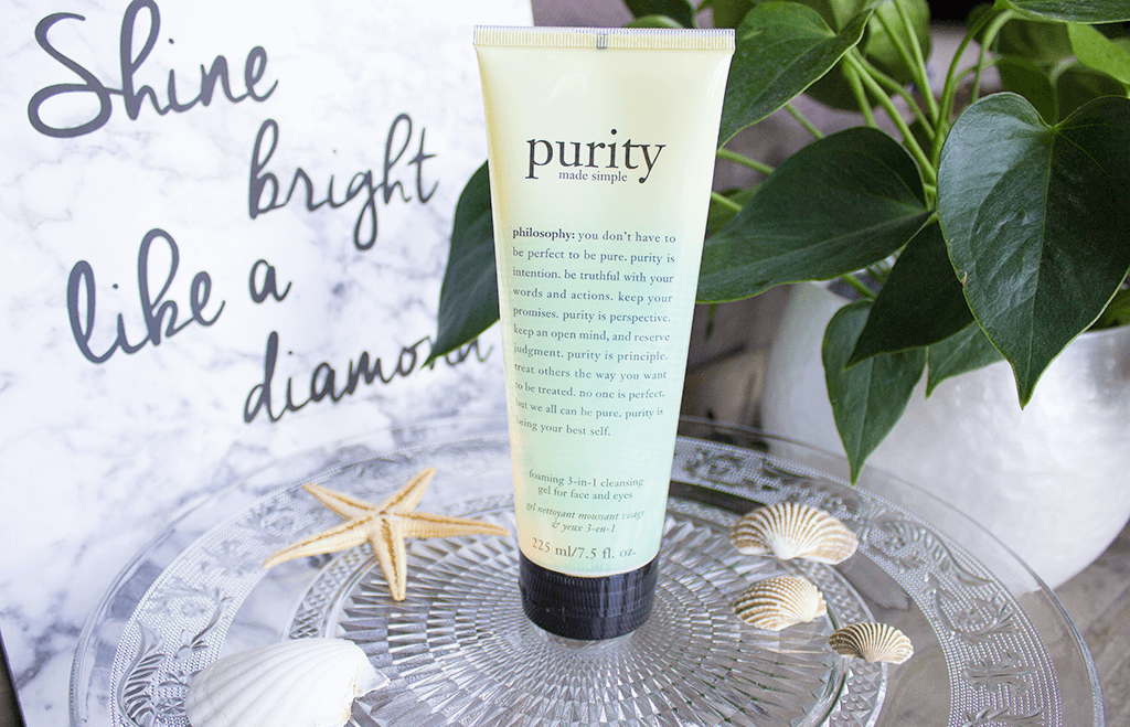 MindandBeauty.nl Review Philosophy Purity Made Simple Gel Cleanser