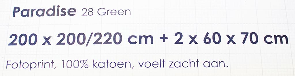 MindandBeauty.nl Review dekbedovertrek via Bedden.nl