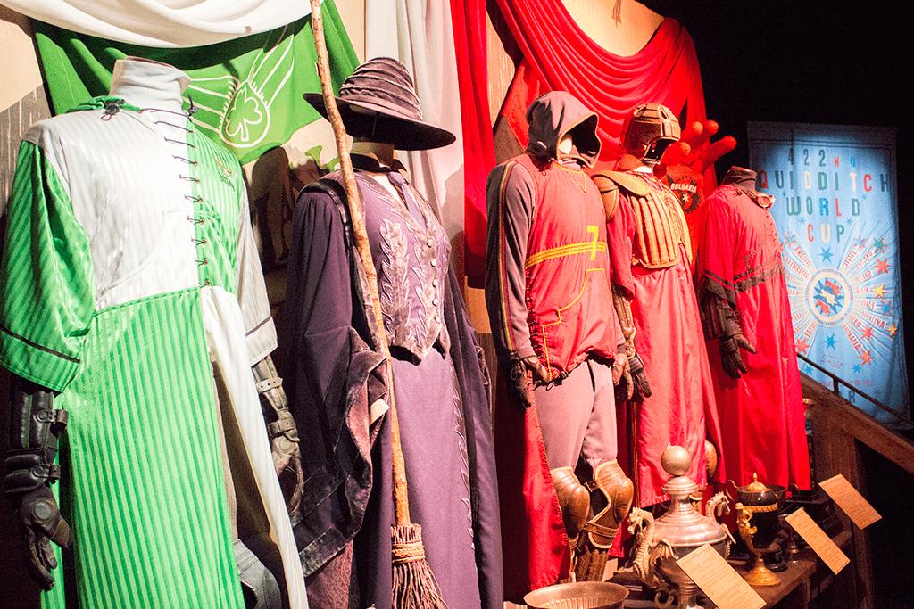 MindandBeauty.nl Review Bezoek Harry Potter The Exhibition Utrecht