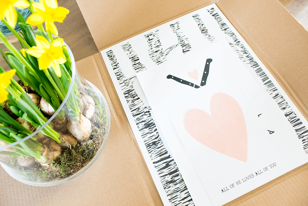 MindandBeauty.nl Valentijn Cadeau Tip Printcandy Liefdesposters