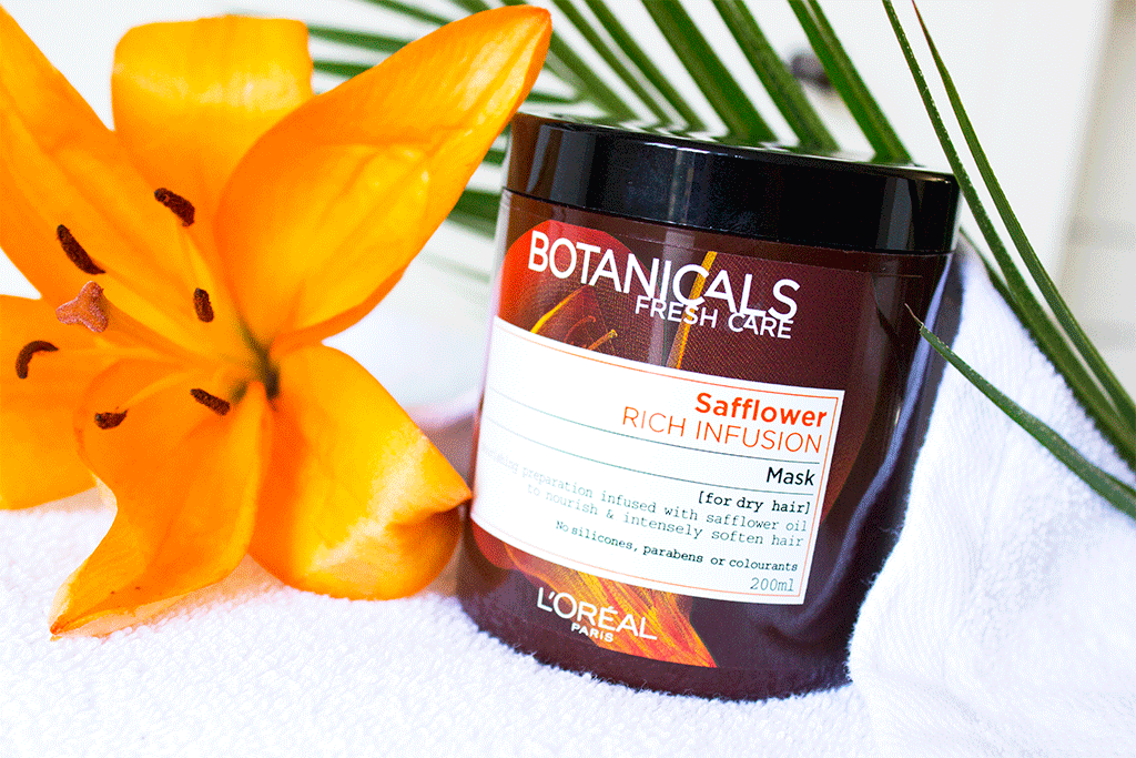 MindandBeauty.nl Review L'oréal Botanicals Fresh Care Safflower Haarmasker