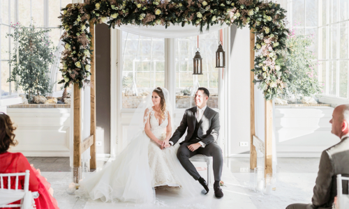De 'After wedding' TAG van onze winterbruiloft