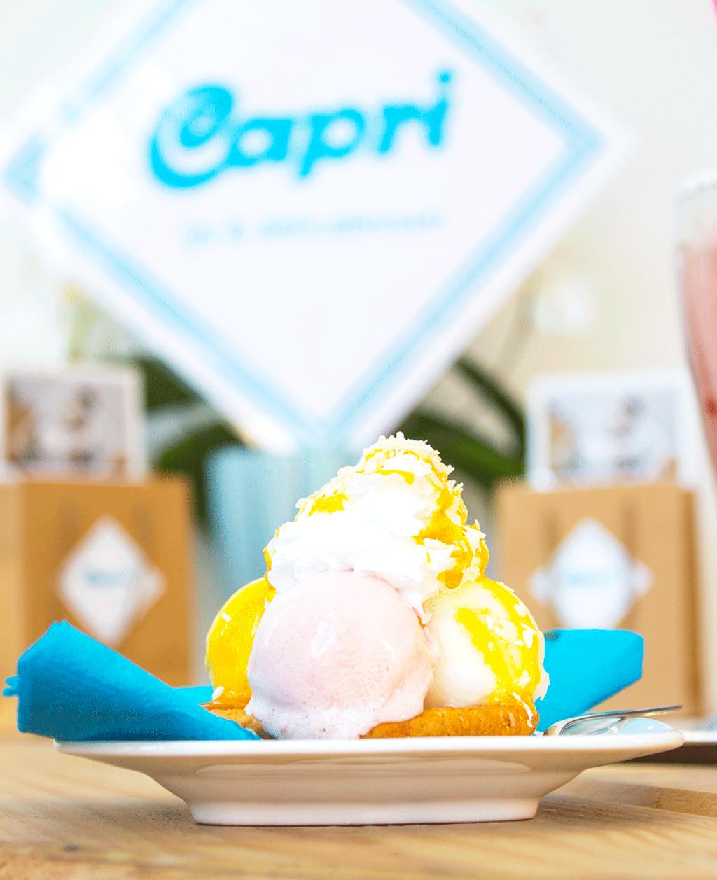 MindandBeauty.nl Capri ijs en delicatessen in Rotterdam een smaaksensatie