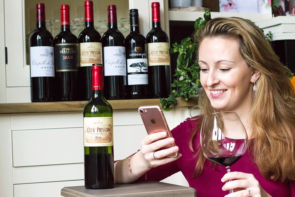 Moederdag cadeau Wijncursus via Instagram bij Lekker Wijnig MindandBeauty.nl