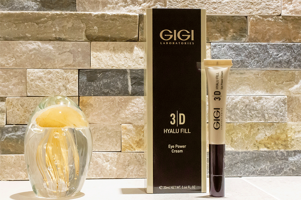 GIGI 3D Hyalu fill Eye Power Cream