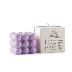 Bubbelkaars paars