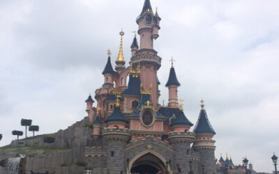 Day in pictures – Disneyland Day I