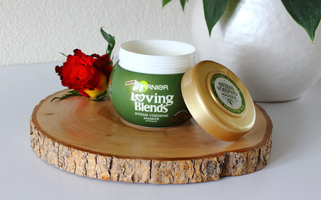 Review – Garnier Loving Blends Haarmasker Mythische Olijf
