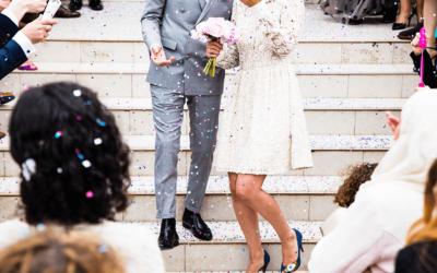 Bruiloft met dresscode? Dit zijn de trends van 2017!