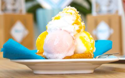 Capri ijs en delicatessen in Rotterdam: een (vegan) smaaksensatie!