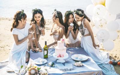 Trouw trend – De bridal shower