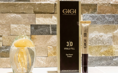 Review GIGI Laboratories 3D Hyalu Fill Eye Power Cream